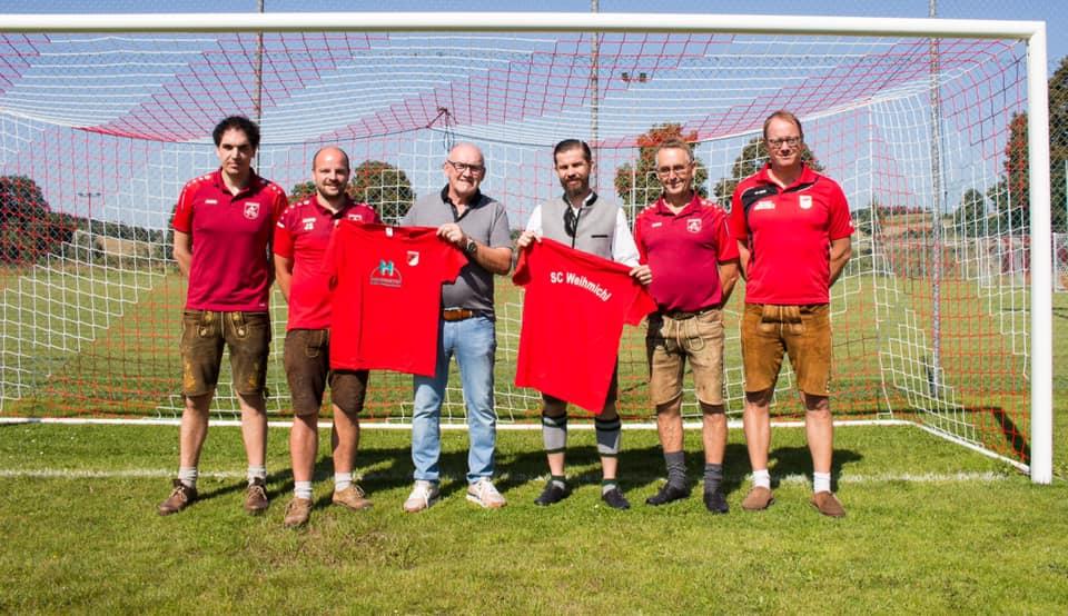SC Weihmichl bedankt sich bei treuen Unterstützern